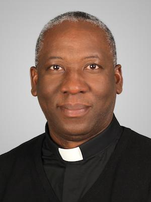 Pater Laurent Mtaroni